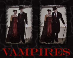 Vampires by silvercrow