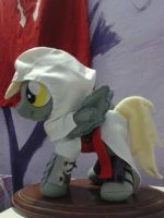 Derpy the Assassin 2 by Legadema
