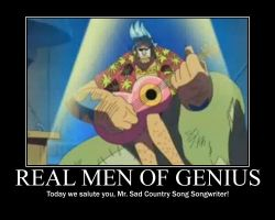 Real Men Of Genius - Franky by grimmjack