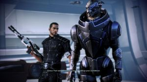 ME3 Alan's Dates - Garrus 6 by chicksaw2002