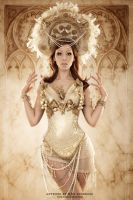 Temple of light by Ophelia-Overdose