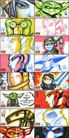 Clone Wars Widevision: Batch 1 by grantgoboom