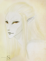 Altmer girl by weapon-S