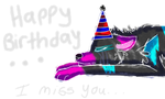 happy birthday to me.png by Krissi2197