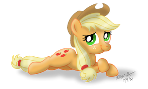 Happy Applejack Appreciation Day by AleximusPrime