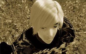 Young Dante 2 TESIV Oblivion by Arivain-Shadowflare