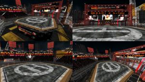 DOA5 Stage Dead Or Alive by rolance