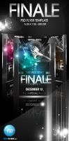 Finale PSD Flyer Template by ImperialFlyers