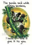 P Is For Panda 2 by helloheath