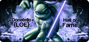 HoF - Donatello by Spider-Man91