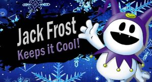 Jack Frost SSB4 Request by Elemental-Aura