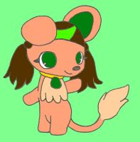 OC Jewelpet Covee (Request) by Alice-of-Africa