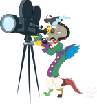 Smile for the camera by Vector-Brony