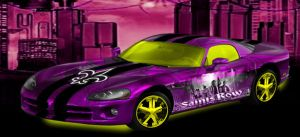 Saints Row Viper by StaticDrow