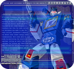 Transformers G1 Soundwave Journal CSS by AESD