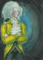 The gentleman with thistle-down hair by liselotte-eriksson