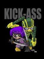 LBH Kick-Ass by KidNotorious 2 by VPizarro626