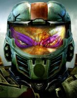 HALO Donny by MightyMusc