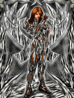 The Witchblade by darkmagistric