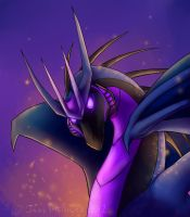 Dragonformers: TFP Soundwave by JazzTheTiger