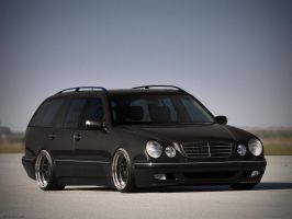 Euro style Benz by Clipse89