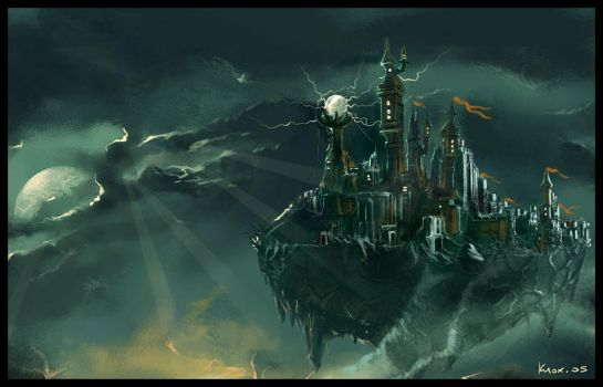 Castle by KNOXs
