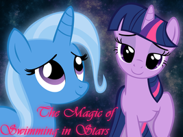 The Magic of Swimming in Stars Cover/Index by Jokie155