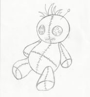 Voodoo Doll by Hot-Chelle-Raelian