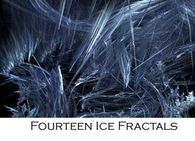 Ice Fractals by Krynnstock