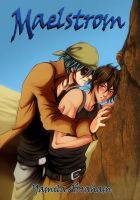Maelstrom 2 COVER - YaoiPress by Tabe-chan
