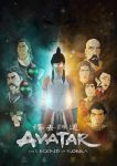 The Legend of Korra - Book One Poster by medalXD