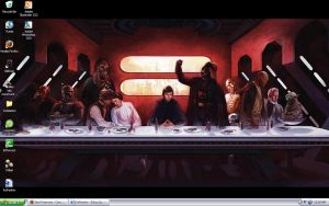 star wars last supper by l0rdthrawn