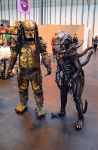 Predator and Alien Cosplay by masimage