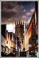 York Minster View... by TheBaldingOne