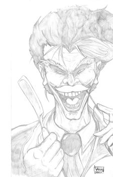 The Joker by That1Kyd