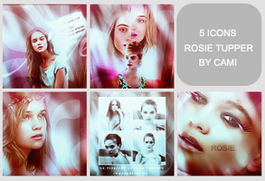 Icons Rosie Tupper by kamimcr