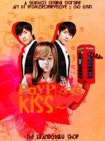 Payphone Kiss [Poster Request] by Prom15e13elieve10ve