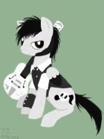 Curtis Rx Ponyfied by TuxedoLynx
