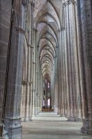 Bourges Cathedral II by Markotxe