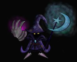great and powerful Veigar by MrDouche89