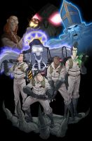 Ghostbusters Vol.7 TPB by DanSchoening