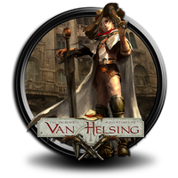 The Incredible Adventures of Van Helsing icon S7 by SidySeven