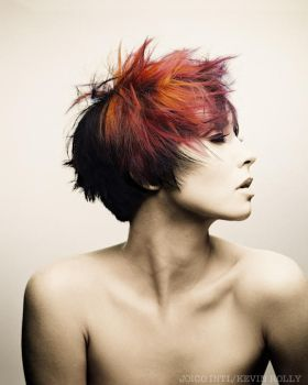 JOICO HAIR COLOR- Out take I by kevissimo
