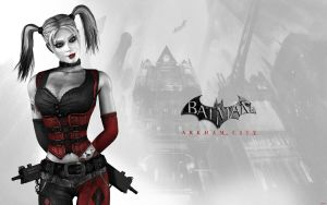 Batman Arkham City wp3 by igotgame1075