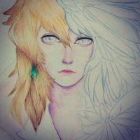 [WIP] Howl from Howl's moving castle by DannexReloadex