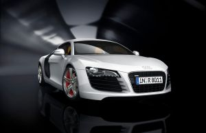 Audi r8 by The3DLeopard