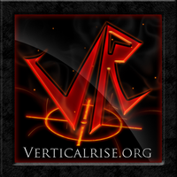 Vertical Rise Logo Design by CatnipMafia
