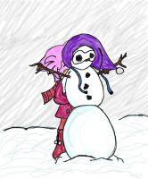 Amy's Snowhog by CaTaLiDe