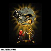 Team Work - theyetee edition by jimspon