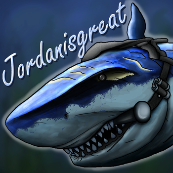 Jordanisgreat Megalodon Avatar -- ARK by Freeflier181